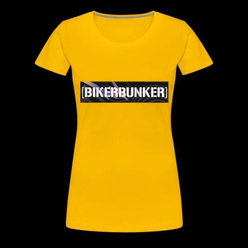 BikerBunker Classic Hoodie - Frauen Premium T-Shirt