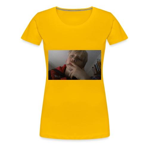 Henrymccutcheon picture merch - Women's Premium T-Shirt