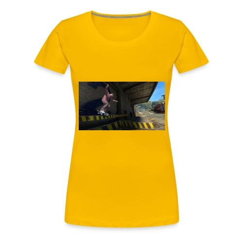 skate 3 - Women's Premium T-Shirt