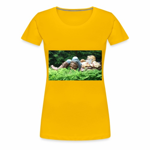 reus - Vrouwen Premium T-shirt