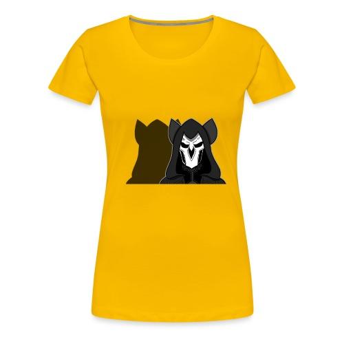 reaper Neko - T-shirt Premium Femme