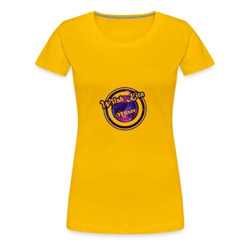 W3LSH KITA - Women's Premium T-Shirt