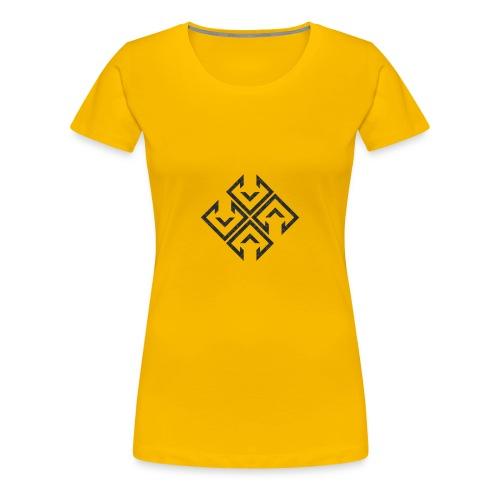 logo ibra2 - Camiseta premium mujer