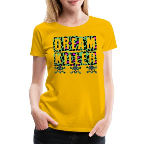 dka color 6 - Premium-T-shirt dam
