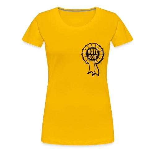 rosette - Women's Premium T-Shirt