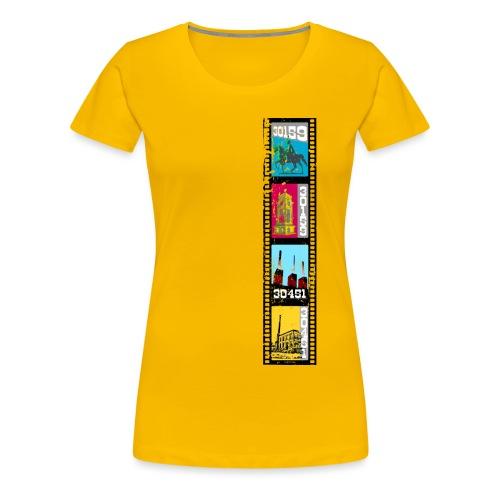 Stadtansichten Hannover Set 04 - Frauen Premium T-Shirt