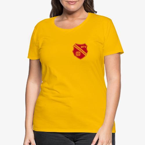 MTV Logo klein - Frauen Premium T-Shirt