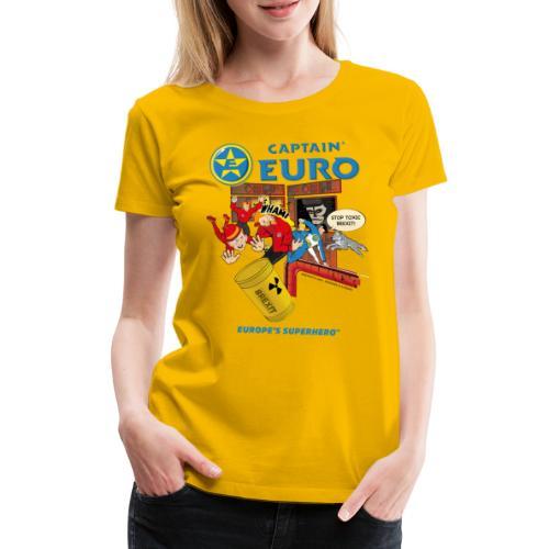 ¡ALTO A LA LUCHA MEGA BREXIT TOXICA! - Camiseta premium mujer