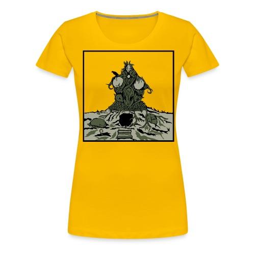 Tree of Ages - Women's Premium T-Shirt