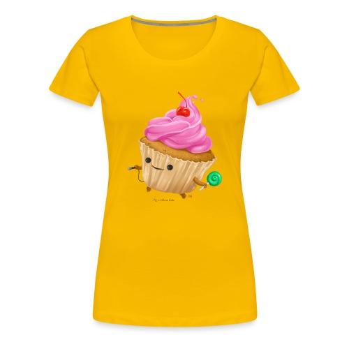Helena Cake - Women's Premium T-Shirt