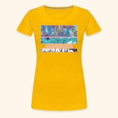 Slur-F05 - Women's Premium T-Shirt