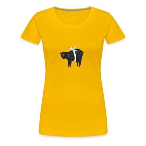 Christmas bear - Women's Premium T-Shirt