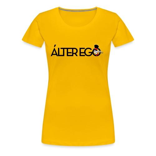 ÁLTER EGO - Camiseta premium mujer