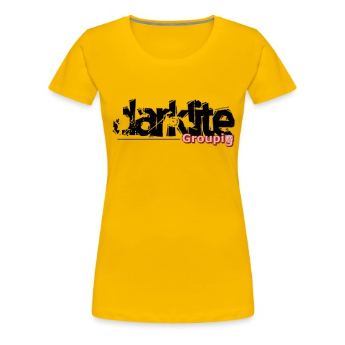 darklite groupig Black - Women's Premium T-Shirt