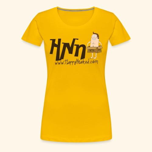 HNn Lgo - Women's Premium T-Shirt