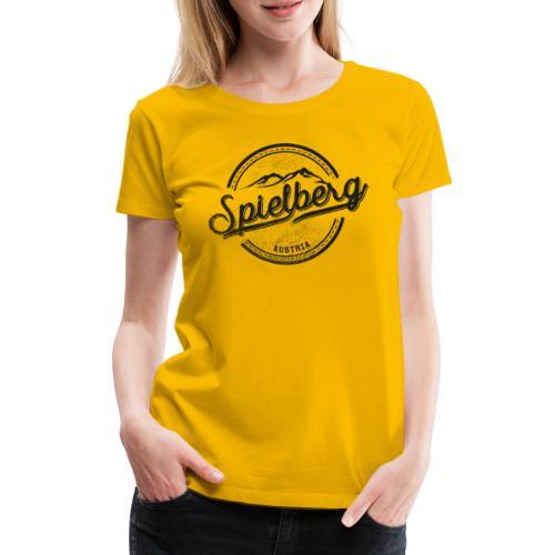 Spielberg-Vintage - Frauen Premium T-Shirt