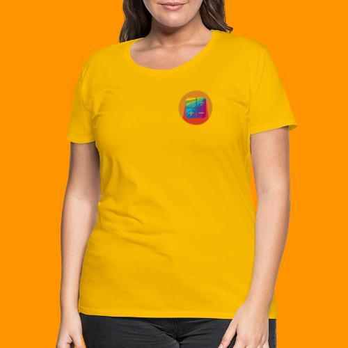 Matemáticas Sin Más Rainbow - Camiseta premium mujer