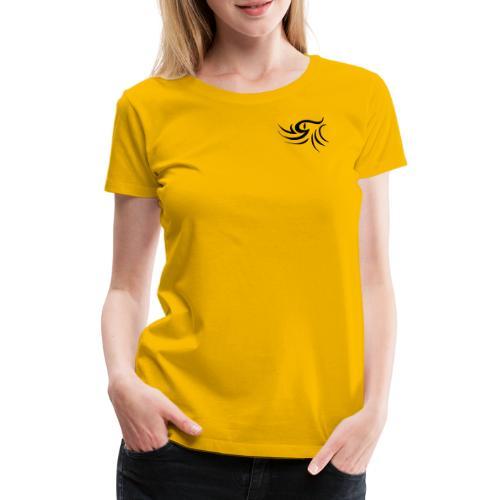 Oeil - T-shirt Premium Femme