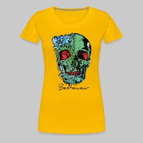 #Bestewear - Color of Dead - Frauen Premium T-Shirt