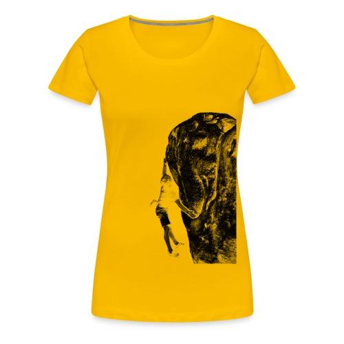 Font 2014 - Women's Premium T-Shirt