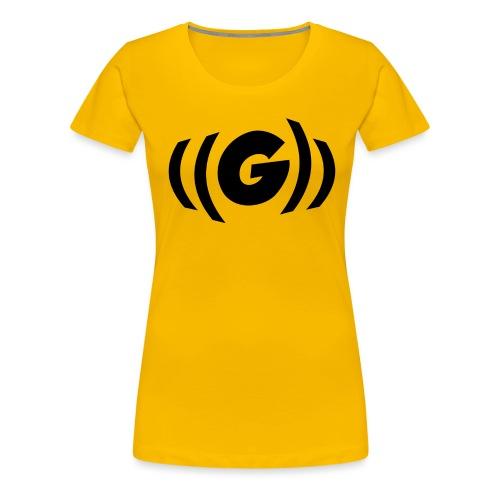 gpp logo shirt png - Vrouwen Premium T-shirt