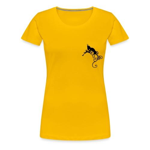 pan, faun, satyr, devil - Frauen Premium T-Shirt