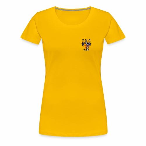 Släktvapen - Premium-T-shirt dam