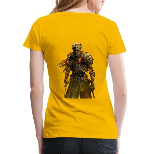 bulletxdarksouls - Camiseta premium mujer