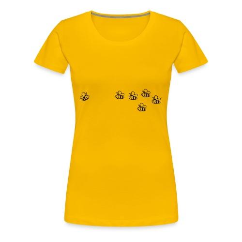 bienchen4 - Frauen Premium T-Shirt