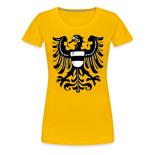 Gelnhausen #9 - Frauen Premium T-Shirt