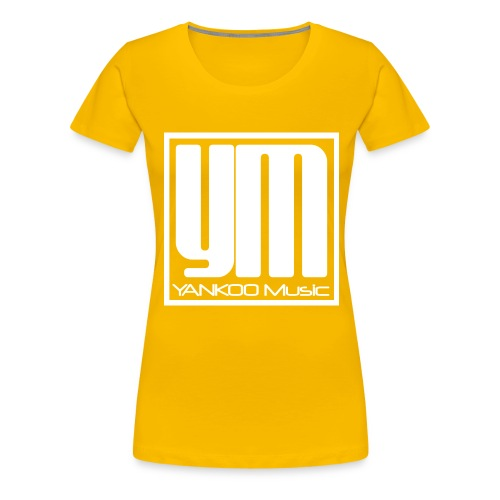 YANKOO Music T-Shirt - Frauen Premium T-Shirt