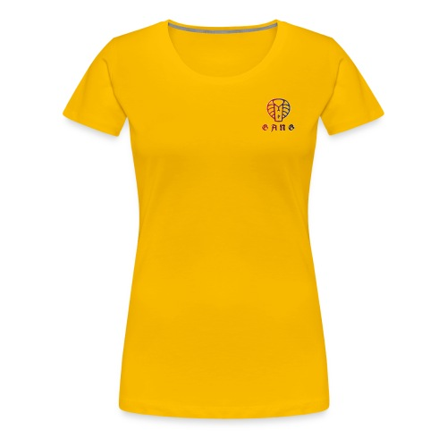 PGANGP - T-shirt Premium Femme