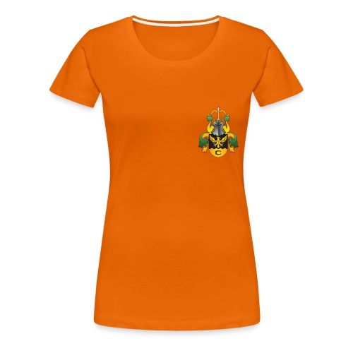 Vaakuna - Naisten premium t-paita