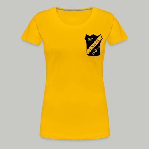 geest logo - Frauen Premium T-Shirt