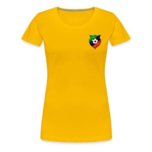 WappenEderEms - Frauen Premium T-Shirt