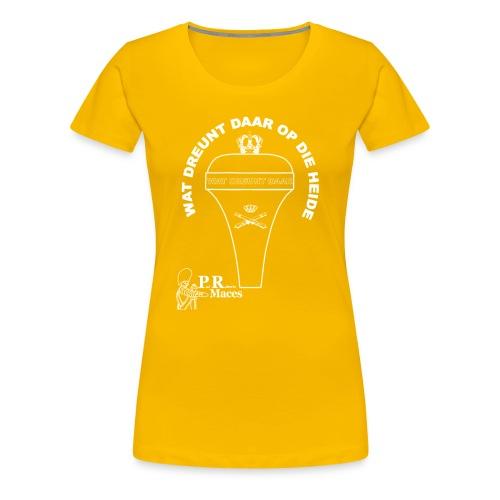 PR NL artillerie - Vrouwen Premium T-shirt