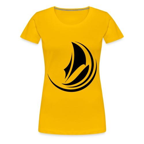 NORTSEASAILINGrond NB - T-shirt Premium Femme