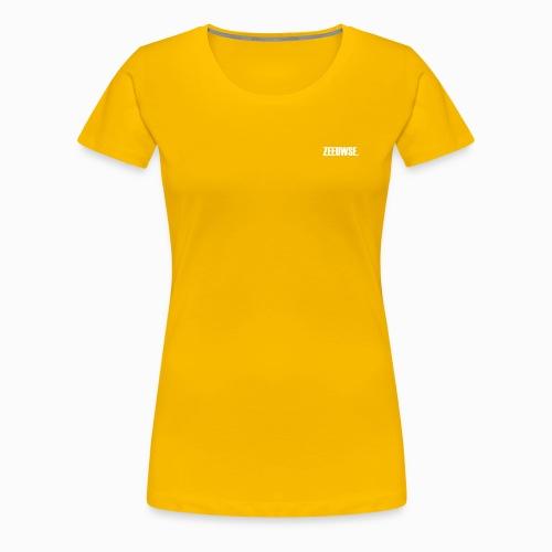 Zeeuwse - Lekker Zeeuws - Vrouwen Premium T-shirt