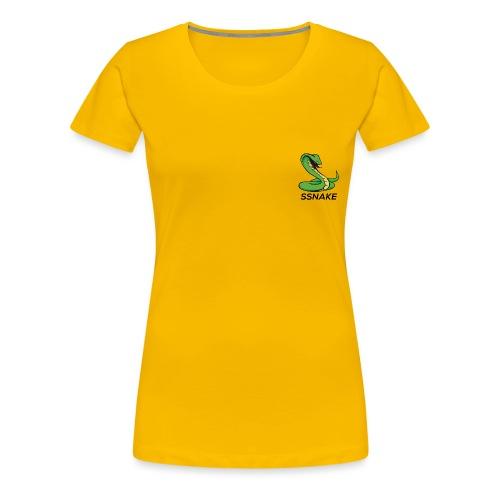 Cyanure - T-shirt Premium Femme