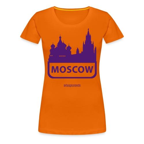 Mosca - Maglietta Premium da donna