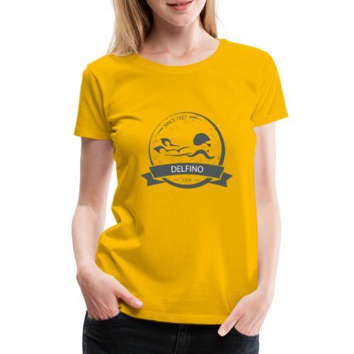 Casata dei Delfinisti - Maglietta Premium da donna