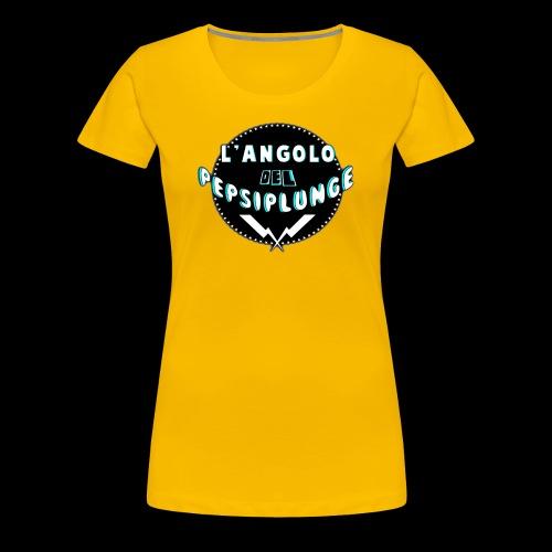 Angolo Del Pepsiplunge - Maglietta Premium da donna