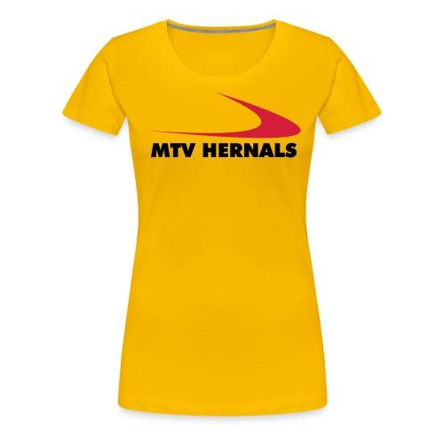 mtvh logo2011 sw - Frauen Premium T-Shirt