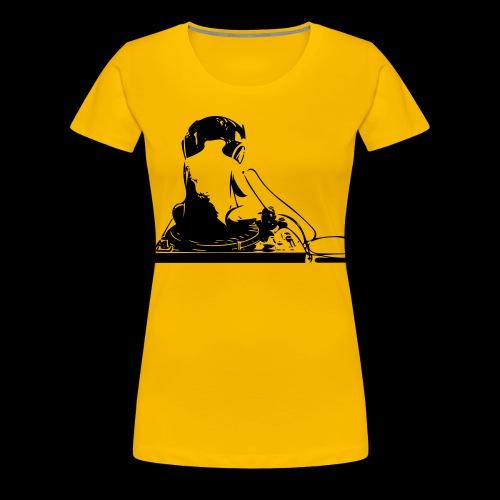 Next generation DJ - Women's Premium T-Shirt