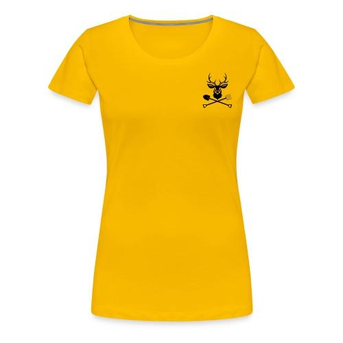 Kampf gegen das Spiessertum - Frauen Premium T-Shirt