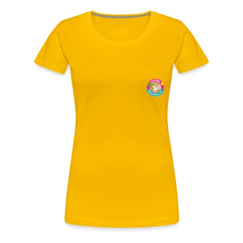 SigtunaBeachvolley Logotyp 270x269 - Premium-T-shirt dam