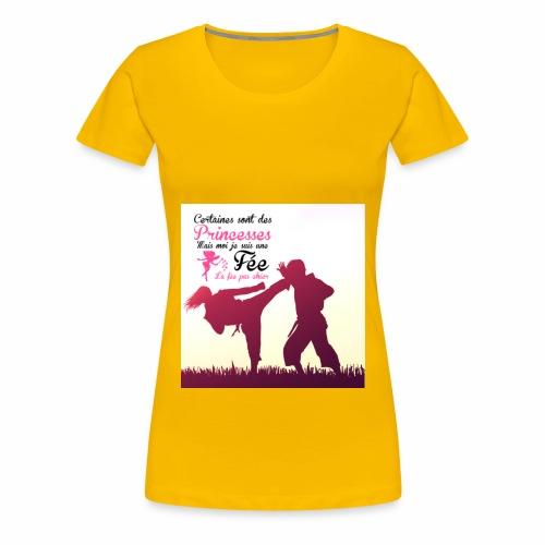 La princesse - T-shirt Premium Femme
