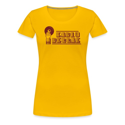 Early Reggae Ska Music - Camiseta premium mujer