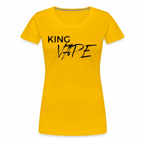 KingVape - Women's Premium T-Shirt
