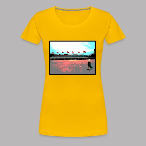 Ho Chi Minh - Women's Premium T-Shirt